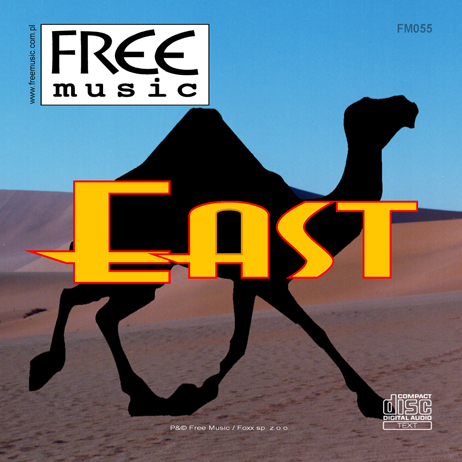 East - Free Music