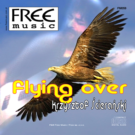 Flying Over - Free Music